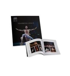 Книга фотографий Королевского балета