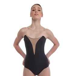 Балетный купальник с лайкрой