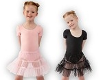Балетная юбка прозрачная