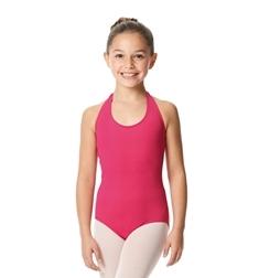 Детский балетный купальник с английской проймой