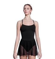 Танцевальный купальник с юбкой Stephanie от LULLI