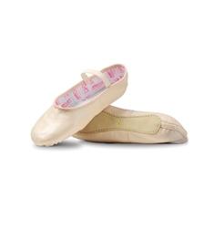 Кожаные балетки Eclat