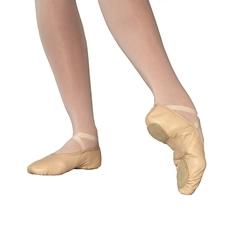 Кожаные балетки Iva