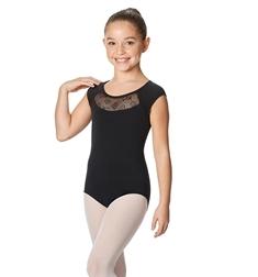 Детское танцевальное боди Harriet из хлопка