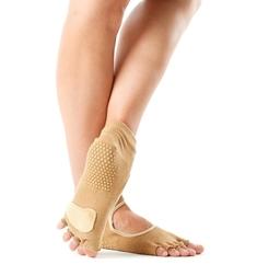 Спортивные носки с открытыми пальцами