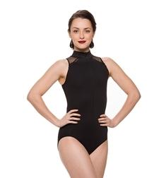 Танцевальный купальник Bryn со спинкой из сеточки