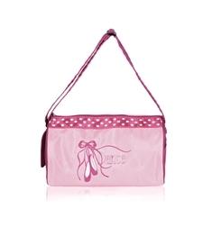 Розовая детская сумочка