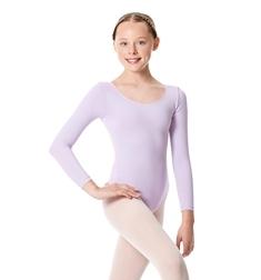 Детский балетный купальник из хлопка