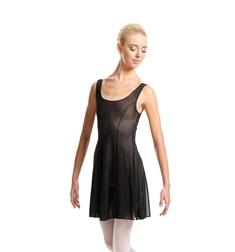 Балетное платье из сеточки