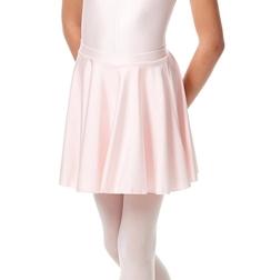 Детская юбка из блестящей лайкры