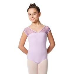 Детский танцевальный купальник Lina