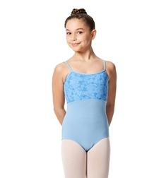 Детский балетный купальник на бретельках Catalina