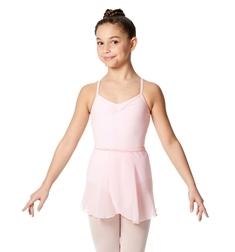 Детская запахивающаяся юбка