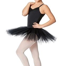 Детский балетный купальник с пачкой Vittoria