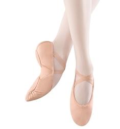 Кожаные балетки BLOCH