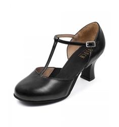 Туфли с кожаной подошвой Splitflex