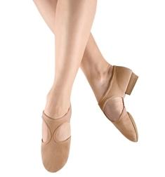 Балетная обувь с каблуком