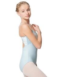Детский купальник для танцев из лайкры Kayla