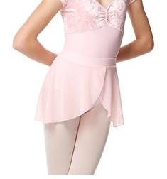 Детская юбка для танцев с запахом Ariel