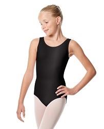 Детский блестящий купальник для танцев Vittoria