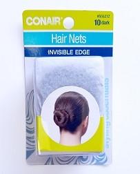 Невидимые сетки для волос 10 штук
