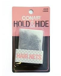 Невидимые сетки для волос 3 штуки