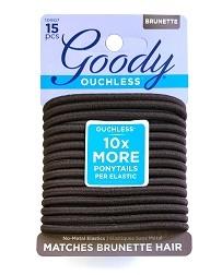 Матовые разинки для волос 15 штук
