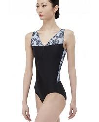 Женский балетный купальник из микрофибры HESPERIA