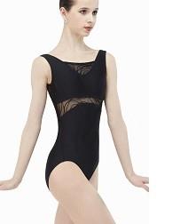 Танцевальный купальник с V-образной спинкой MIRAM