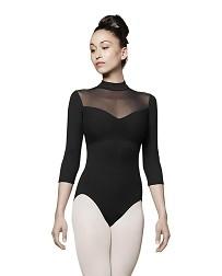 Женский балетный купальник с молнией на спине Faye