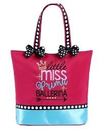 Детская сумка-тоут Little Miss Prima Ballerina