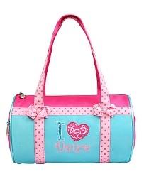 Детская спортивная сумка I Love Dance