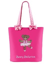 Детская сумка-тоут Beary Ballerina