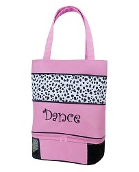 Детская спортивная сумка с отделением для обуви