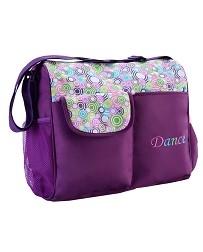 Большая спортивная сумка для танцев Lollipop
