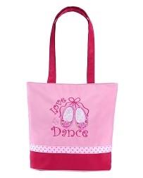 Сумка-тоут Love 2 Dance