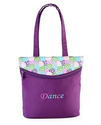 Небольшая сумка-тоут для танцев Lollipop