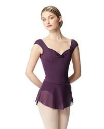 Танцевальная юбка из сеточки Alisa