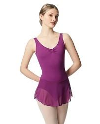 Балетный купальник с юбкой Minna