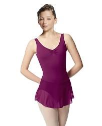 Детский Балетный купальник с юбкой Minna