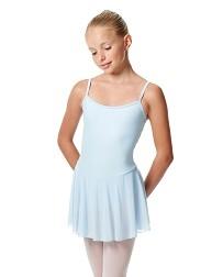 Балетный купальник с юбкой