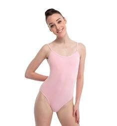 Танцевальный купальник с открытой спиной