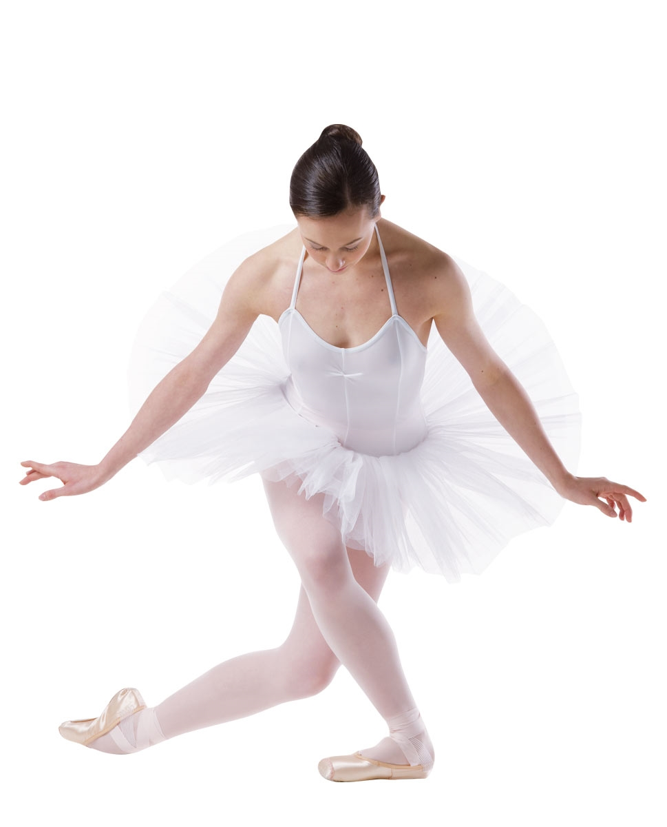 Купальник с балетной пачкой Лебедь   PLUME