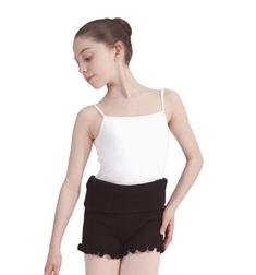 Вязаные шорты для танцев